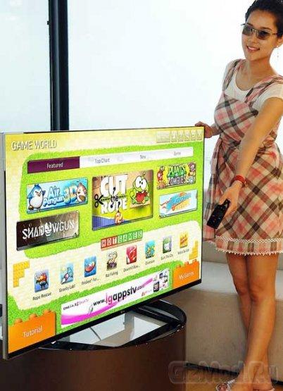"""27"""" умный телевизор Personal Smart TV от LG"""