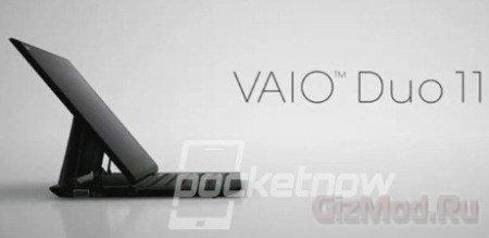 Трансформер Sony VAIO Duo 11
