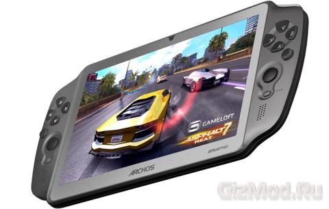 Archos представила планшет для геймеров