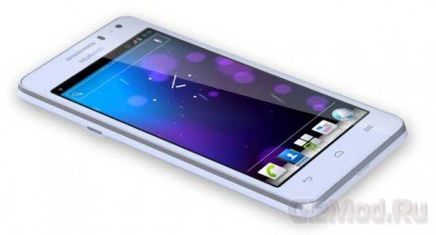 Смартфон как плеер Huawei Ascend G600