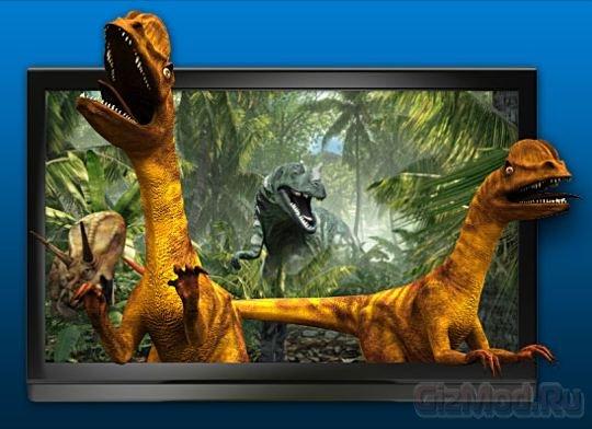 3D-телевизоры Ultra-D не требуют очков
