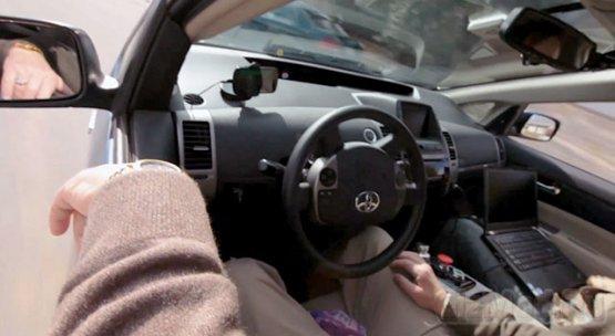Робо-машины одобрят к использованию на дорогах