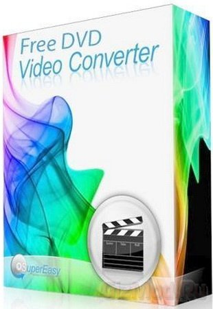Free DVD Video Converter 2.0.11.903 - создание DVD проектов