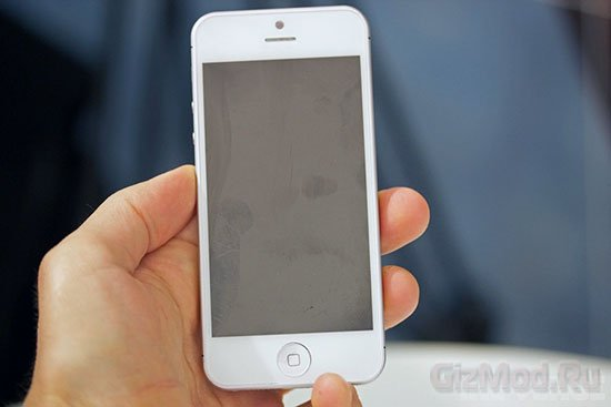 Свежие слухи о Apple iPhone 5