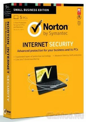 Norton Internet Security 2013 v20.1.0.24 - антивирус