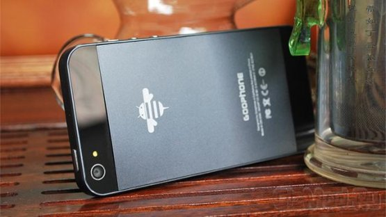 Apple iPhone 5 является клоном китайского iPhone 5