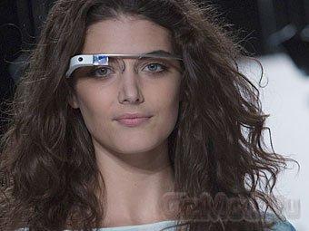 Очки Google в моде