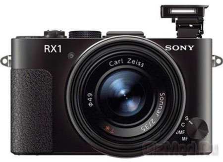 24 Мп полнокадровая камера Sony RX1