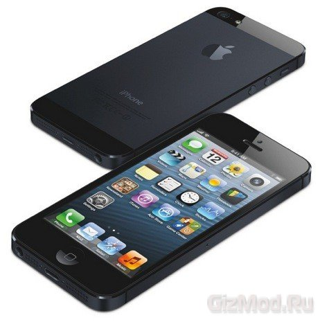 iPhone 5 всравнении с другими гигантами