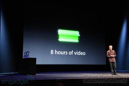 Представлены новые iPod nano и touch