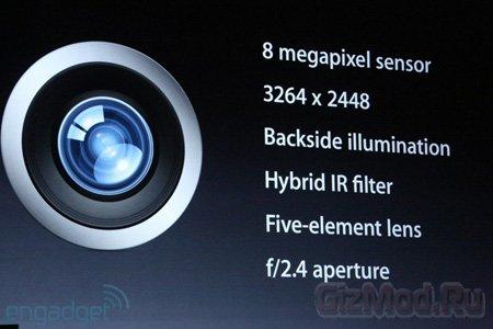 iPhone 5 вышел в свет