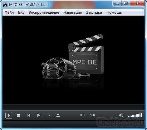MPC-BE 1.1 Build 2075 Dev - универсальный плеер