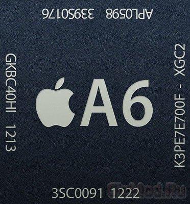 ARM Cortex-A15 установлен в новом iPhone