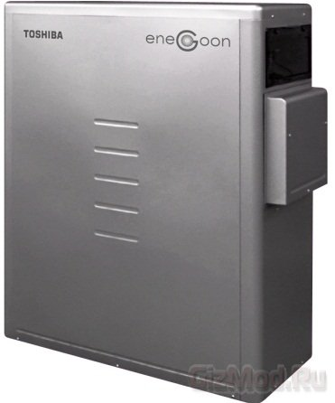 Аккумулятор для дома Toshiba eneGoon