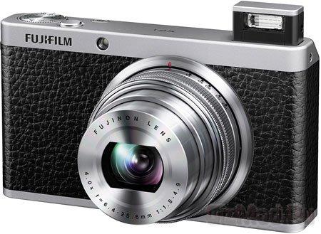 FUJIFILM представила цифрокомпакт XF1