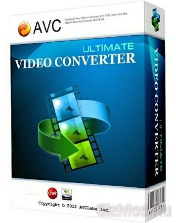 Any Video Converter Free 3.5.8 - бесплатный конвертер