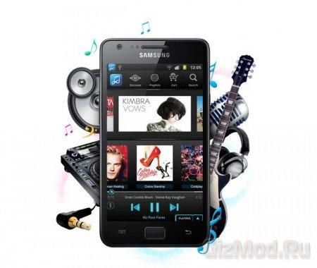 Samsung работает над смартфоном Galaxy Music Phone