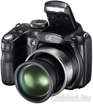 Фотоаппарат GE X600 представлен для Великобритании