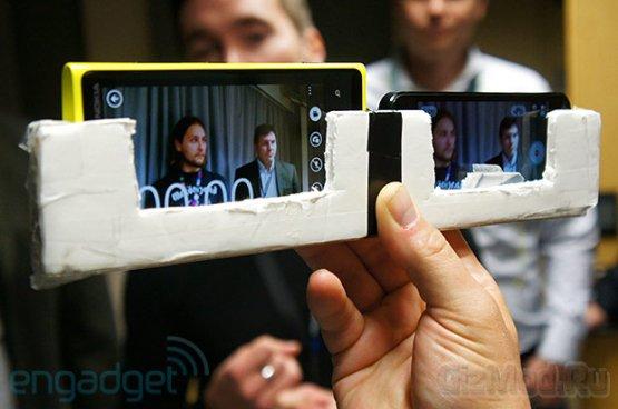Камера Lumia 920 VS iPhone 5, Galaxy S III и One X
