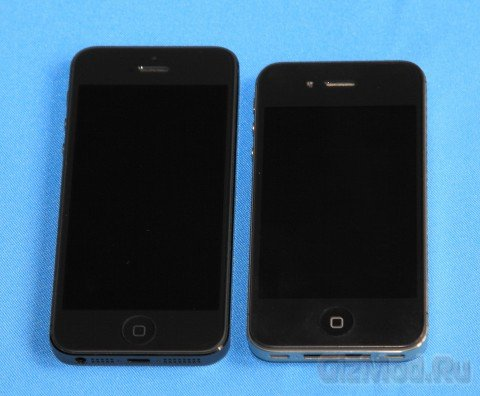 Обзор Apple iPhone 5
