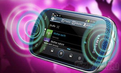 Музыкальные смартфоны семейства Galaxy