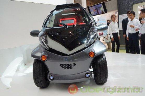 Интеллектуальный автомобильчик Toyota Smart INSECT