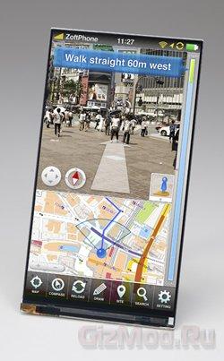 """Japan Display будет выпускать 5"""" Full HD-дисплеи"""