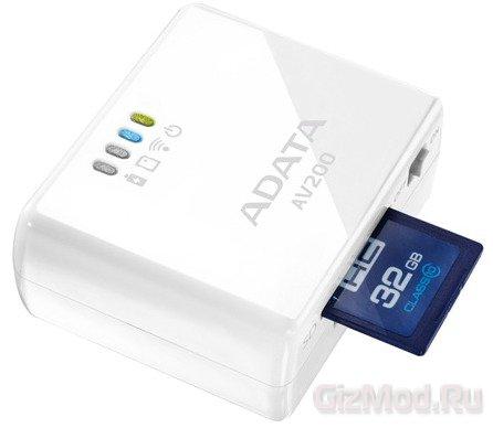 DashDrive Air AV200 - Wi-Fi-роутер в кармане