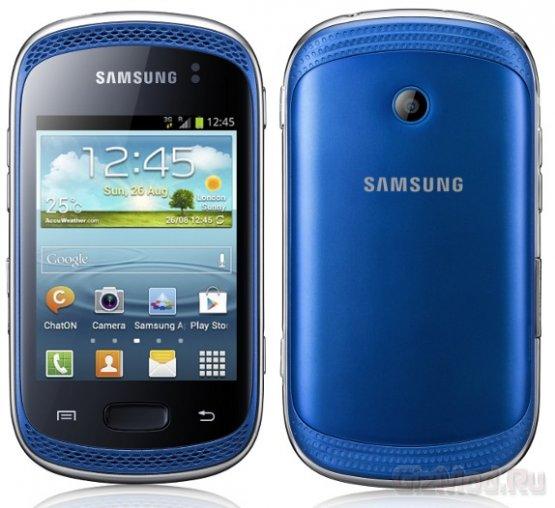 Samsung представила музыкальный Galaxy
