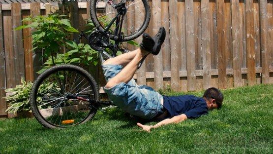 Crash Sensor в тандеме с iPhone в помощь мотоциклистам