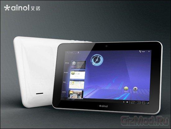 Заманчивый планшет Ainol Novo Legend ОС Android 4.1