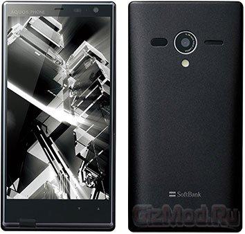 """Смартфон AQUOS PHONE Xx 203SH с экраном 4,9"""""""
