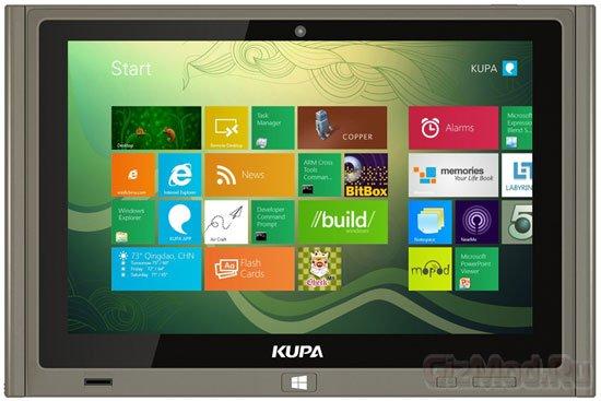 Весьма интересный планшет Kupa UltraNote