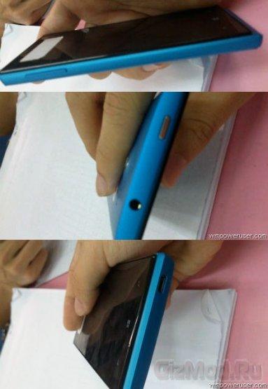 WP8 Смартфон Huawei Ascend W1