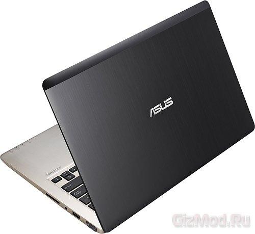 """11,6"""" ноутбук с сенсорным экраном ASUS Q200E"""