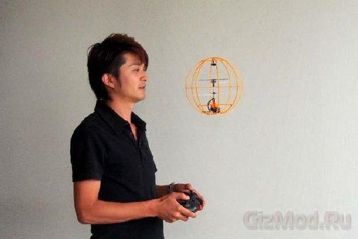 Защищенный вертолет Space Ball