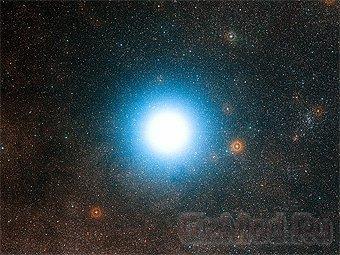 Обнаружена экзопланета в системе альфы Центавра