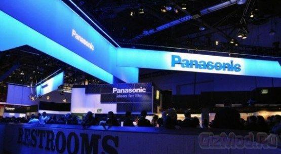 Panasonic променяла телевизоры на Apple