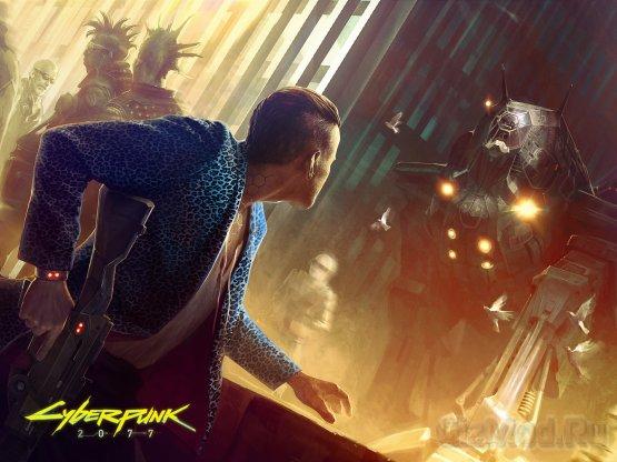 CD Projeckt RED обьявили о создании RPG Cyberpunk 2077