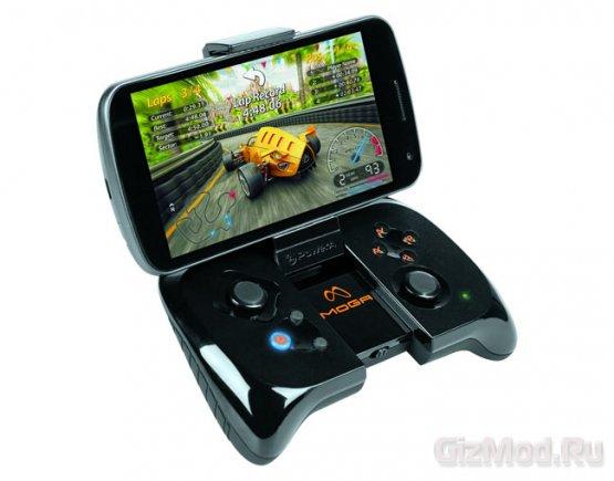 Игровой контроллер для Android поступил в продажу