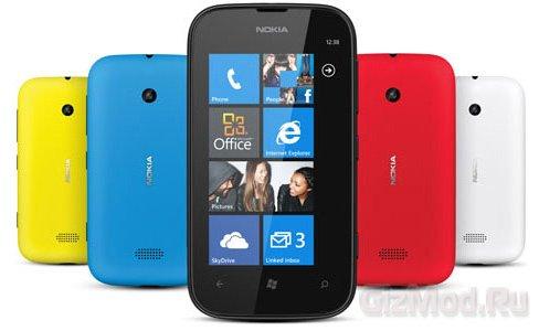 Бюджетник Nokia Lumia 510 с WP 7.5 на борту