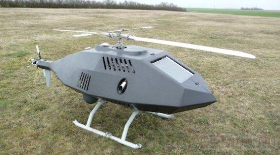 Вертолет-беспилотник TANAN 300