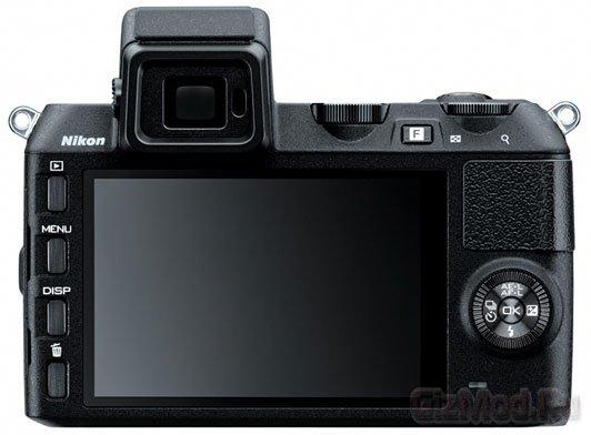 Nikon представила беззеркальную камеру 1 V2