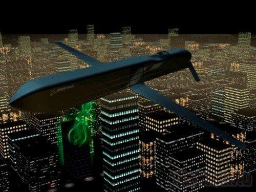 Микроволновая ракета способна обесточить целую базу