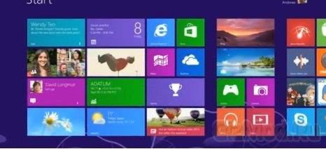Microsoft усердно продвигает Windows 8