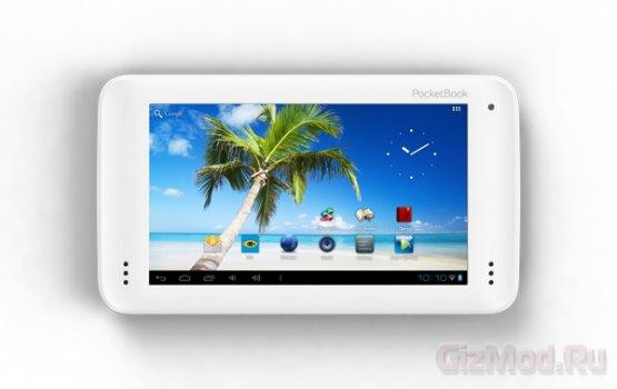 "Бюджетный 7"" планшет PocketBook SURFpad"