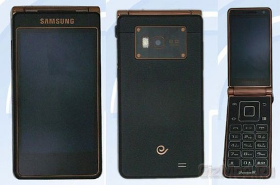 Четыре ядра и Android в раскладушке Samsung SCH-W2013
