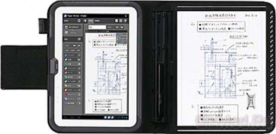 Очень бизнес-планшет Casio за 2500$