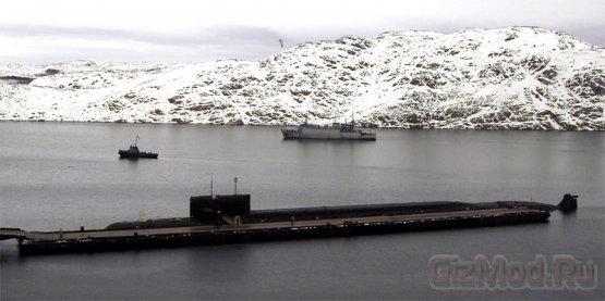 В Арктике испытали глубоководную атомную станцию