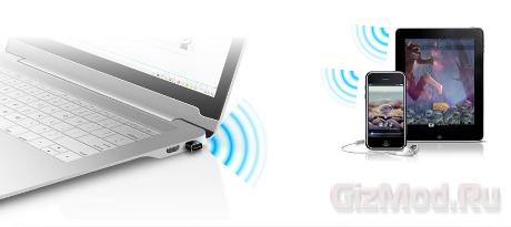 Wi-Fi-адаптер TP-LINK размером с ноготь